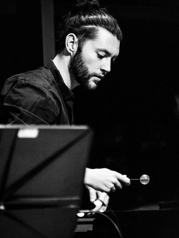 Alexander Ludwig Bauer Aus Bayern. Lebt und arbeitet als Komponist und Tasteninstrumentspieler in Salzburg.
