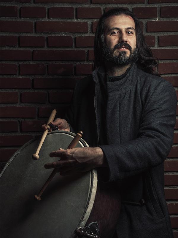 Philipp Lamprecht Schlagzeuger und Pädagoge